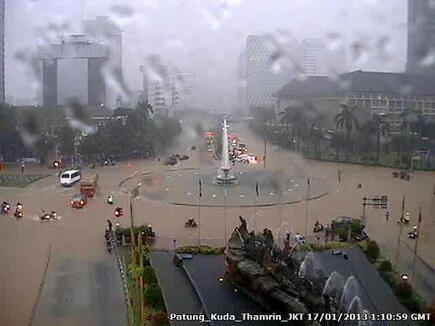 Image Result For Monas Banjir