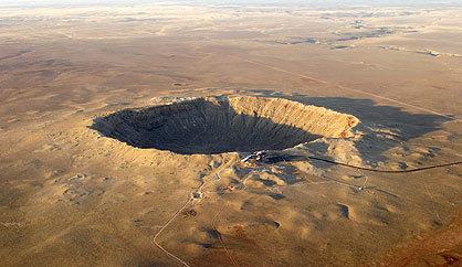 Kawah Paling Menyeramkan di Dunia
