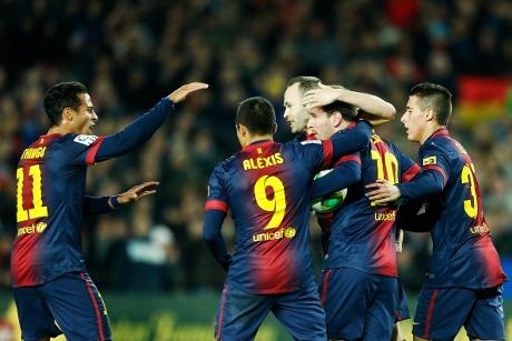 Guardiola Nilai Gelar Juara La Liga Sudah Digenggam Barca