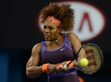 Serena Too Tough To Kirilenko