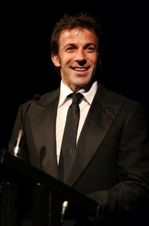 Del Piero Bikin Tim Balap Bareng Aktor AS
