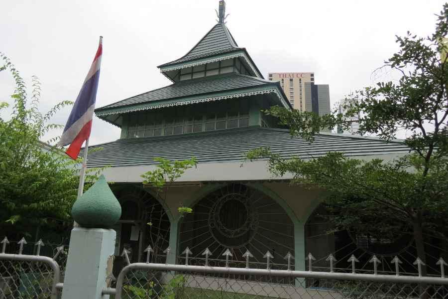 Ada Masjid Jawa di Bangkok
