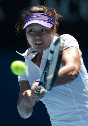 Beat Sharapova, Li Na into the Final