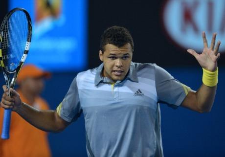 Tsonga: Hormones Make Tennis Girls Emotions So Less Stable