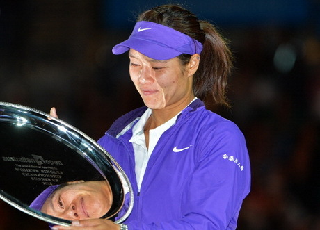 Twice Lost in Finals, Li Na Ready to Fight Again Next Year
