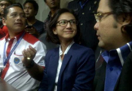 TERBUKTI NEGATIF NARKOBA, WANDA HAMIDAH AKHIRNYA DIBEBASKAN BNN Alasan Wanda Hamidah ke Rumah Raffi Ahmad
