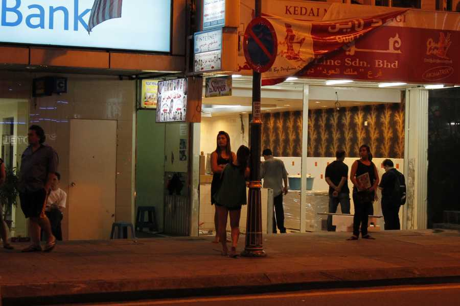 Oops! There are massage services Plus-plus in Bukit Bintang, KL