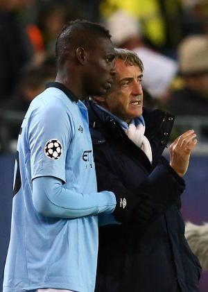 Mancini ke Balotelli: Jangan Sampai Seperti Adriano