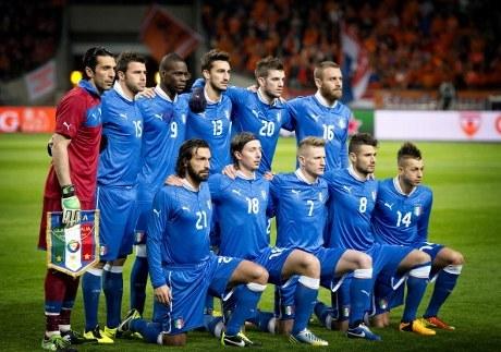 Italia Terlalu Pasif Bukan Karena Formasi