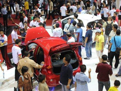 7 Pabrikan Mobil Paling Laris Bulan Januari 2013