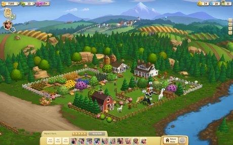 X-Men Director Lift Farmville To Screen Television