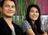 Alyssa Soebandono dan Christian Sugiono