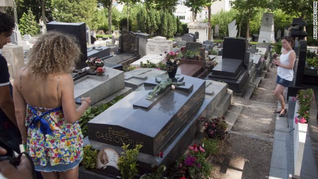 Pemakaman Terindah di Dunia