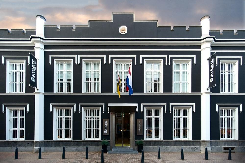 Hotel Bekas Penjara di Belanda