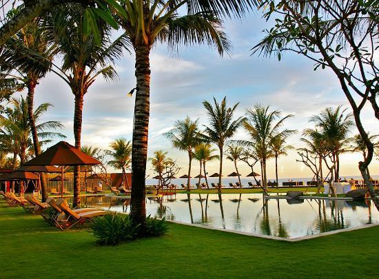 Inilah 25 hotel terbaik di indonesia tahun 2013 for Best hotel di bali