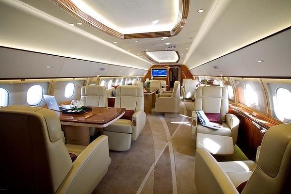 Pesawat Ekstra Mahal untuk Orang Ekstra Tajir