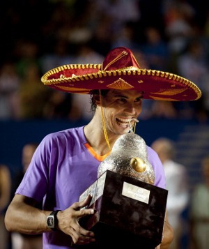 Nadal Victory In Mexico
