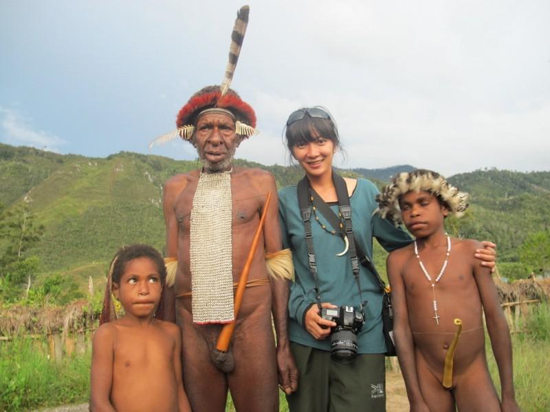 4 Tips Saat Bertemu Suku-suku di Pedalaman Papua