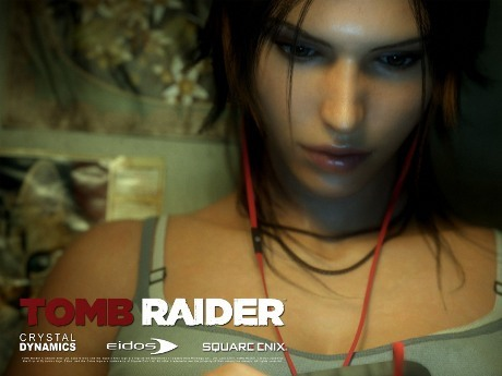 Nvidia GeForce Overwhelmed Play Tomb Raider ?