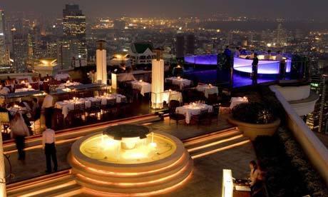 Kota Untuk Makan Malam Paling Romantis di Dunia