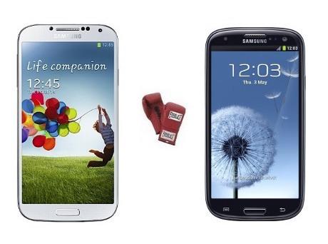 Ini Dia Perbedaan Galaxy S 4 & Galaxy S III