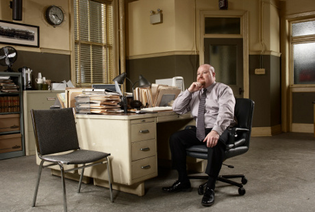 Awas, Kelamaan Duduk di Kantor Bikin Gemuk dan Penyakitan