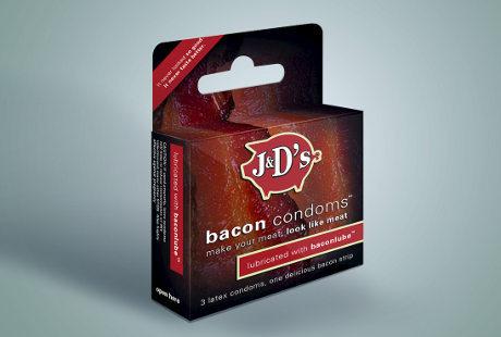Keren ! Inilah Kondom Rasa Daging