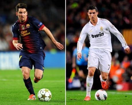 Ronaldo atau Messi, Falcao: Keduanya Pemain Hebat