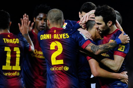 Barca Juga Oke Kok Tanpa Messi