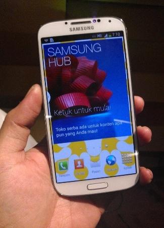 Kelebihan Samsung Galaxy S4 yang tenar di jagat IT
