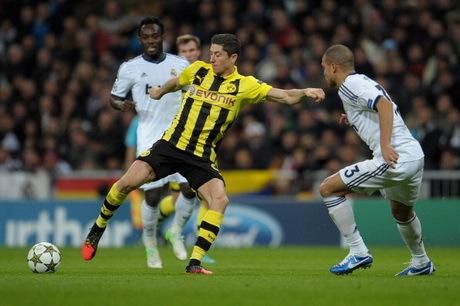 Lewandowski, Pemain Dortmund yang Paling Diwaspadai Marcelo