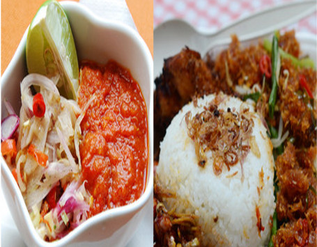 Makanan Terlezat di Indonesia