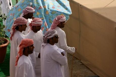 Pria-pria Arab Saudi