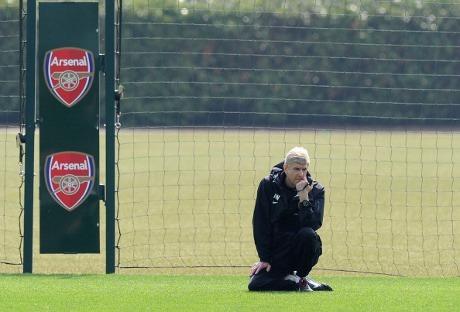 Arsenal Tepis Rumor tentang Masa Depan Wenger