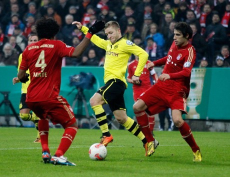 Dortmund vs Bayern Munchen