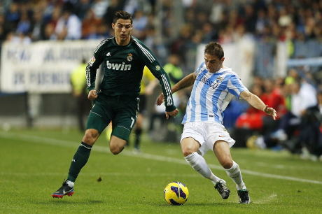 Real Madrid vs Malaga