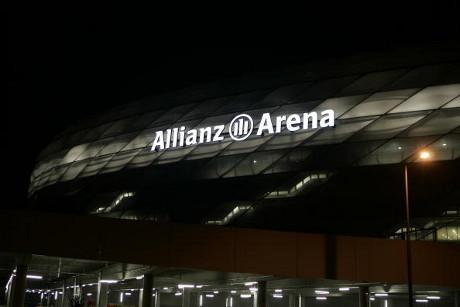 Bayern Bakal Bangun Masjid di Allianz Arena