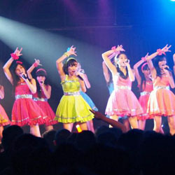Menjajal Setlist Baru, JKT48 Trainee Tak Mau kalah dari Seniornya