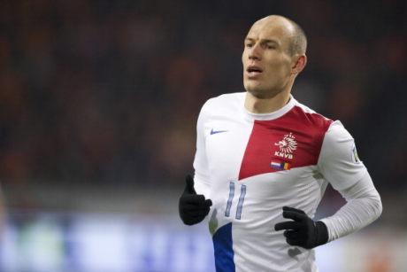 Robben Sang Juara