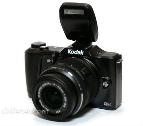Micro Four Thirds Kodak S1 Camera