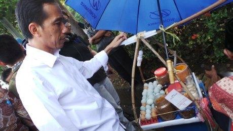 Jokowi Kembali Rombak Kabinetnya