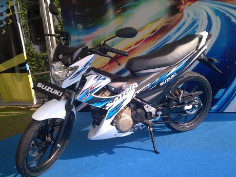 Suzuki Satria F150 New Look