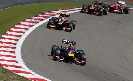 Sebastian Vettel Menjuarai gp Jerman
