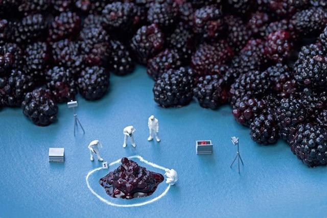 Big Appeties, Foto Kreatif dengan Cerita Unik