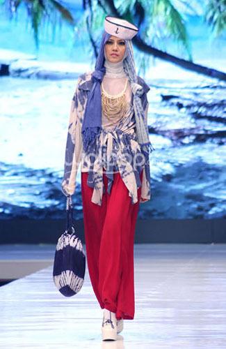 Fashion Hijab Style Guide 10 Ide Mix Match Warna Pastel Ala Dian Pelangi