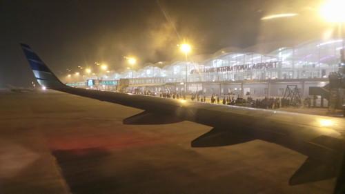 Yuk, Lihat Penampakan Hari Pertama Beroperasinya Bandara