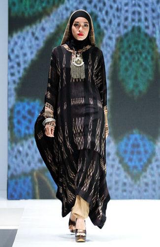 20 Trend Model Baju Muslim Lebaran 2013 Terbaru Paling Bagus