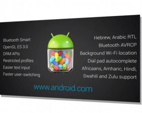 Ini Dia 5 Fitur Anyar di Android 4.3