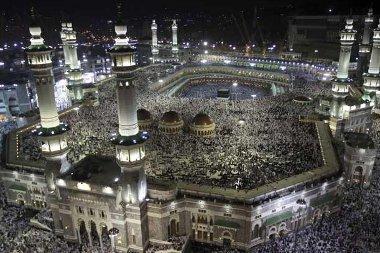 Foto Masjidil Haram Terbaru Mekkah Al Mukarromah