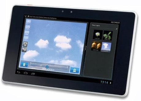 Intel Ungkap Dua Tablet Android untuk Pelajar
